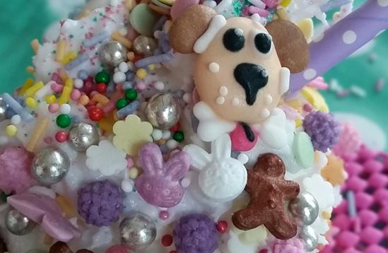 cupcake-dog